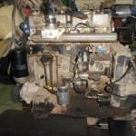 Фото двигателя JCB